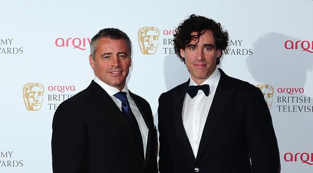 Matt LeBlanc starred alongside Stephen Mangan in Episodes