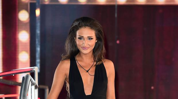 Ex On The Beach star Megan McKenna was evicted on day 18