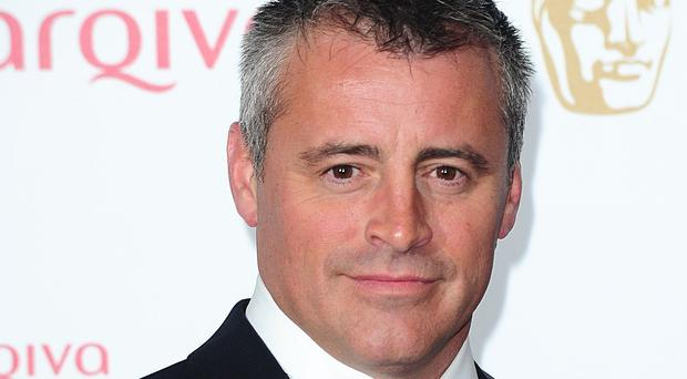 Matt Le Blanc said news of his role made the front page of The New York Times