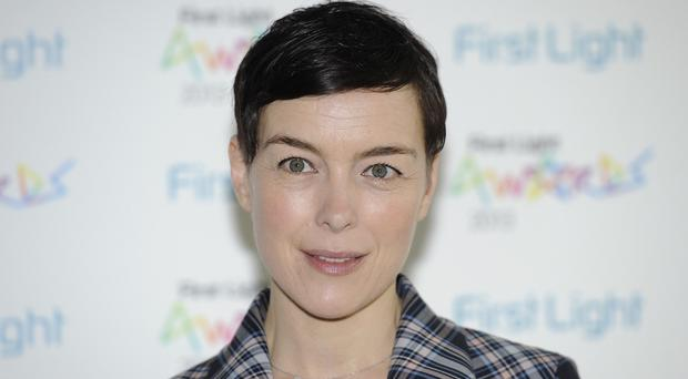 Olivia Williams stars as Dr Liza Winter in the new TV drama Manhattan