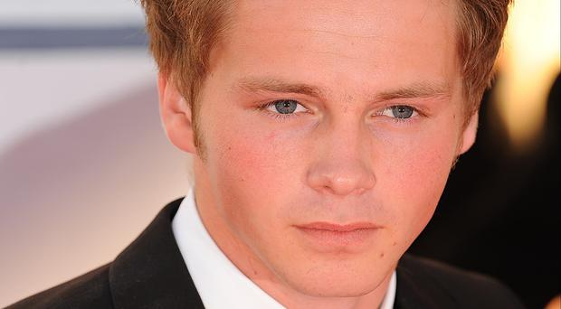 Sam Strike played Johnny Carter in EastEnders