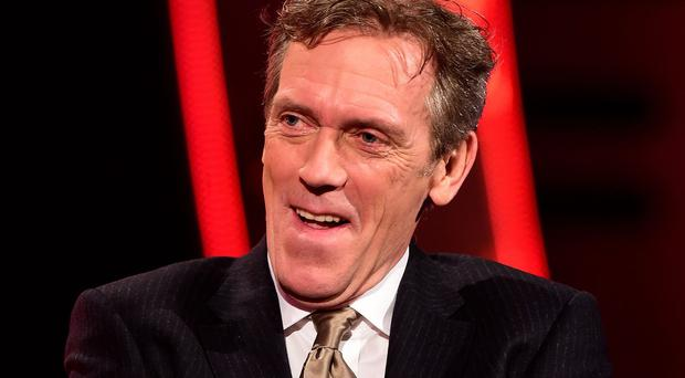 Hugh Laurie is to star in The Night Manager on BBC1