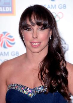 Injured: Beth Tweddle