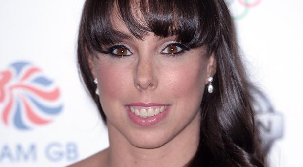 Beth Tweddle said she was grateful for the support she had received