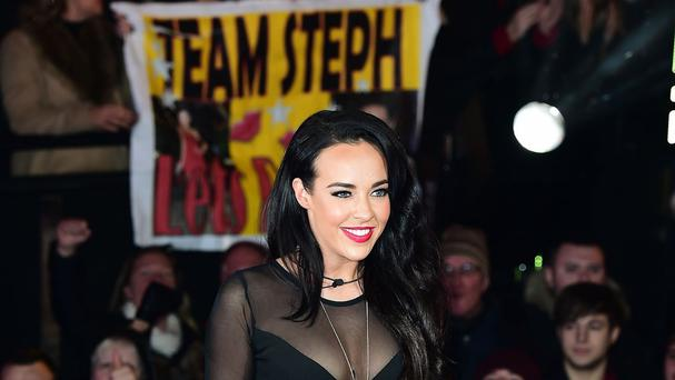 Stephanie Davis after leaving the Celebrity Big Brother house