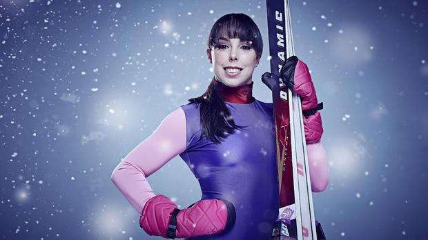Beth Tweddle says she has started to feel better and has started walking by herself