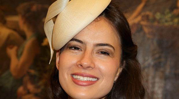 Actress Sophie Winkleman is married to Lord Frederick Windsor, the son of the Queen's cousin Prince Michael of Kent
