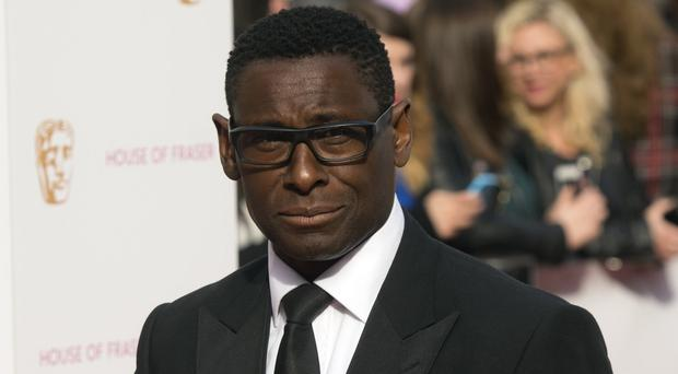 David Harewood admitted that he considered