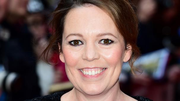 Olivia Colman plays an MI6 intelligence officer in The Night Manager