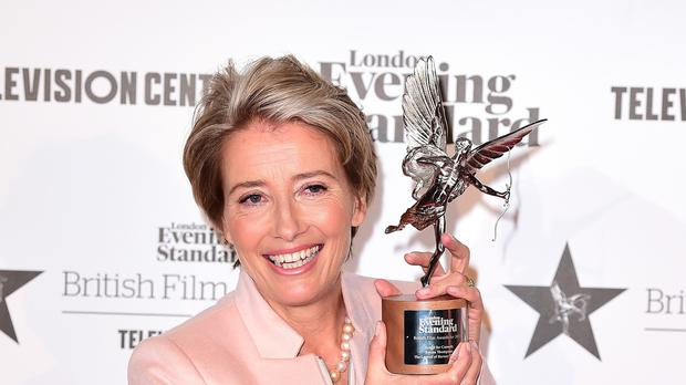"Emma Thompson said it would be ""madness"" to leave the EU"