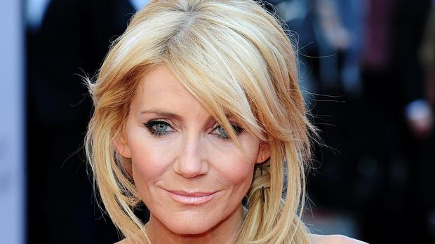 Michelle Collins will take part in Bear Grylls: Mission Survive