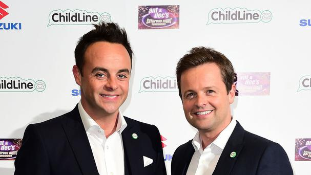 Ant and Dec helped set up a marriage proposal live on TV