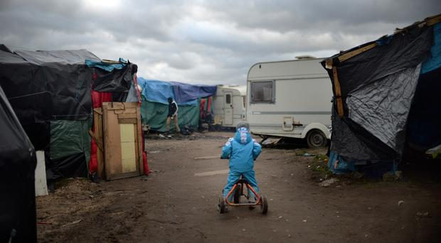 The Jungle camp is due to be dismantled