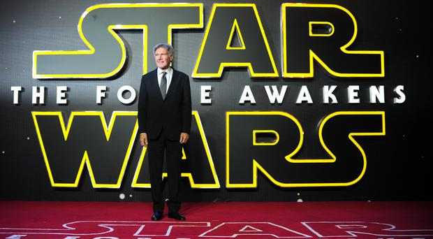 Harrison Ford unveiled the first details of the highly anticipated Star Wars Experience