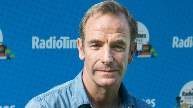 Robson Green plays 1950s detective inspector Geordie Keating in Grantchester