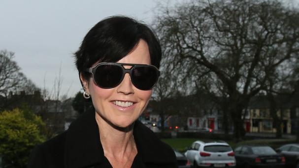 Cranberries singer Dolores O'Riordan is set to be sentenced