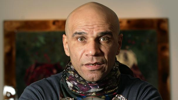 Goldie is to be awarded an MBE