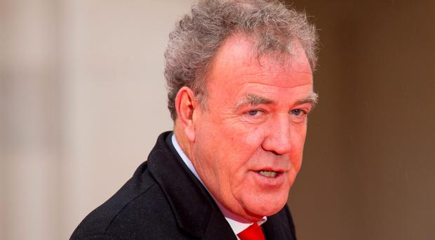 Apology: Jeremy Clarkson