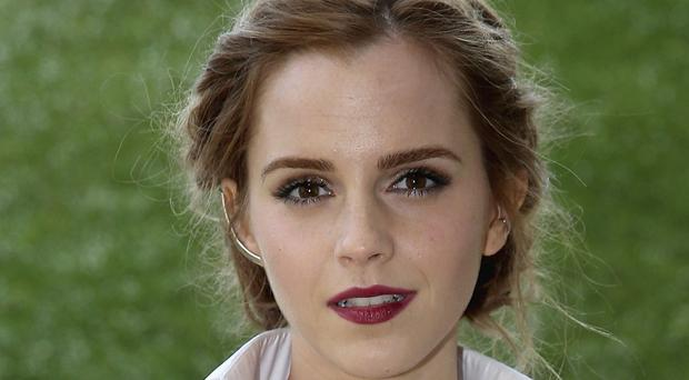 Emma Watson says she has hated her eyebrows since the age of nine