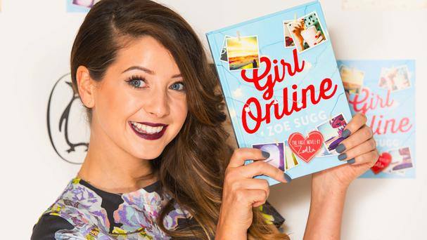 Girl Online by vlogger Zoe Sugg was the most popular book among children in secondary school, research found
