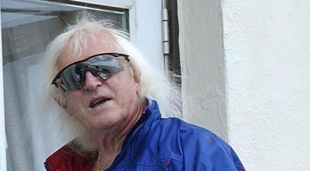 Jimmy Savile assaulted the children in his TOPT dressing room