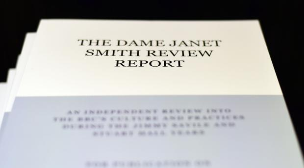 Dame Janet Smith listed a number of complaints and concerns about Jimmy Savile and Stuart Hall