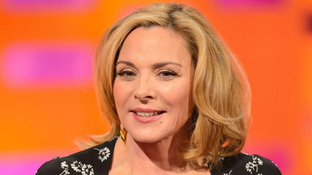 Kim Cattrall played Samantha Jones in Sex And The City