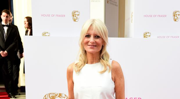 Gaby Roslin urged people to get involved with Sport Relief