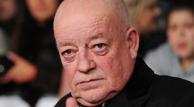 Actor Tim Healy plays Lesley in the TV sitcom Benidorm