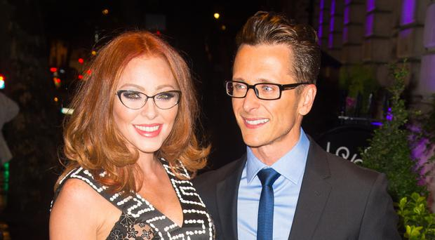 Natasha Hamilton and Ritchie Neville have split