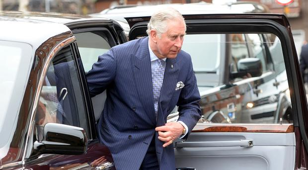 The Prince of Wales set up the charity after a visit to Birmingham