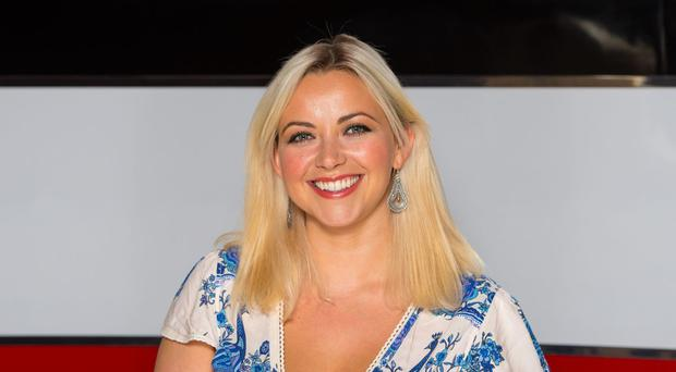 Charlotte Church said Kim Kardashian's naked selfie could be seen as feminism