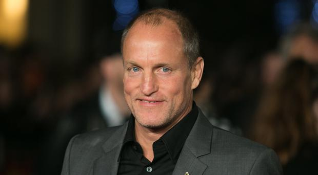 Woody Harrelson is putting his hypnotism skills, taught to him by Keith Barry, to use