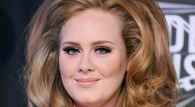 Adele won the Kids' Choice favourite song award for Hello, but avoided a slime drenching as she was not at the ceremony