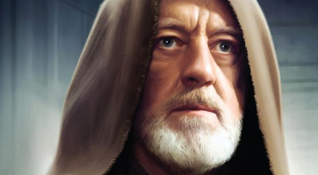 Sir Alec Guinness was not best pleased about his Obi Wan Kenobi role in Star Wars: A New Hope