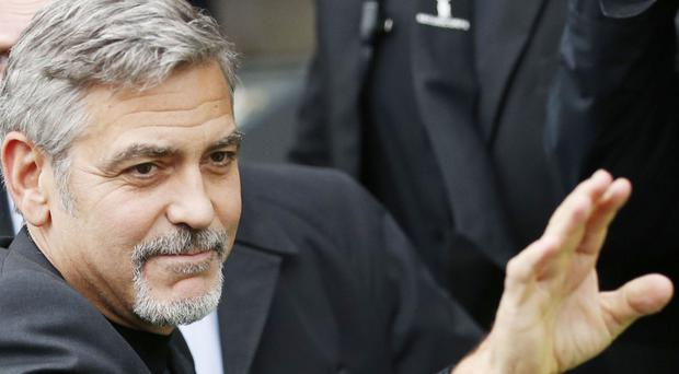 George Clooney and his wife partnered with the IRC to marked the fifth anniversary of the war in Syria