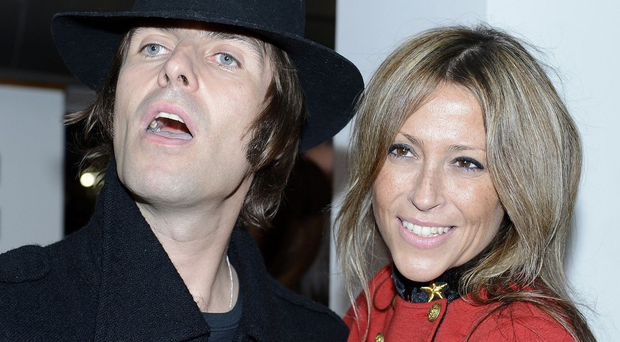 Liam Gallagher and Nicole Appleton were married for six years