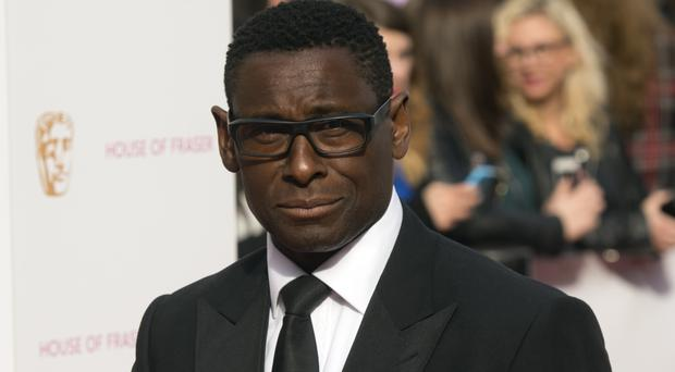David Harewood said great parts are coming through for black actresses since the Oscars diversity row