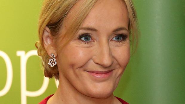 JK Rowling has shared two rejection letters to encourage other writers who have experienced set-backs.