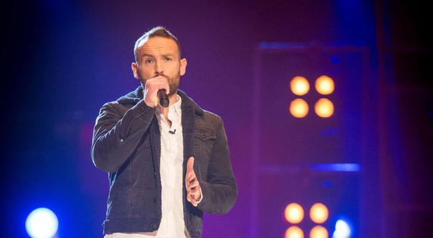 Kevin Simm first found fame with pop group Liberty X