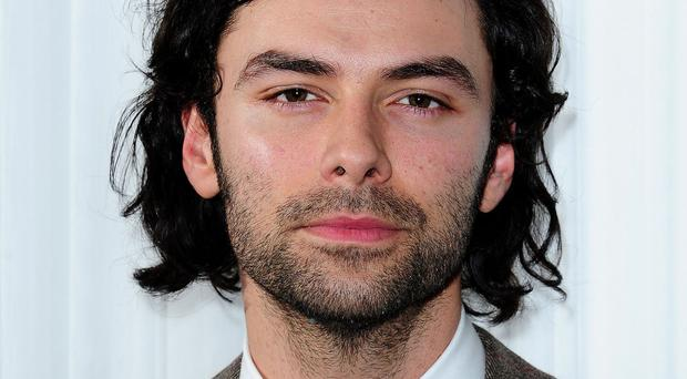 Aidan Turner stars as Ross Poldark in the remake of the 1970s series