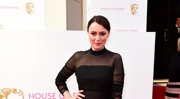 Keeley Hawes is starring in The Durrells