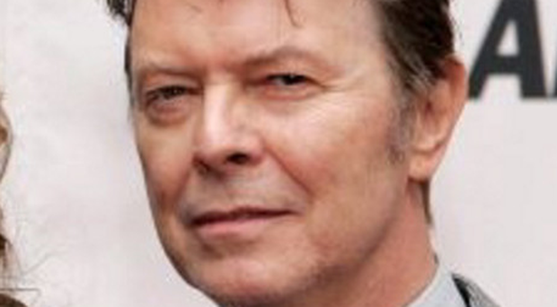 Music icon: David Bowie