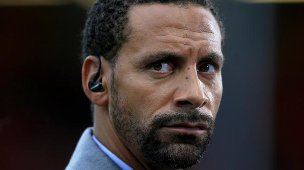 Rio Ferdinand grew up on a council estate in Peckham, south London