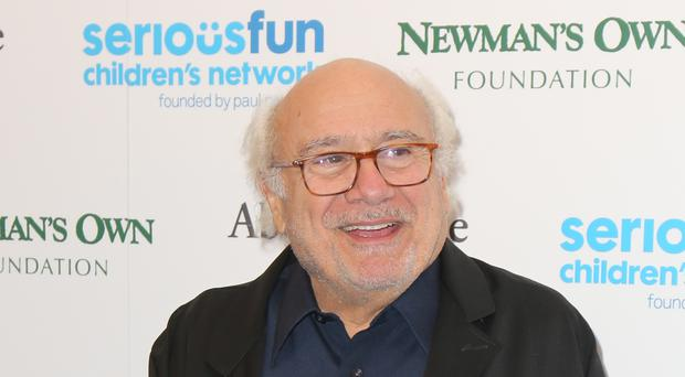 Danny DeVito is a supporter of Bernie Sanders