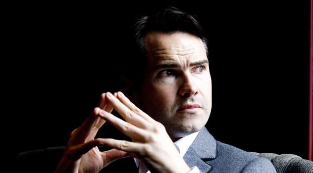 Jimmy Carr apologised for his own