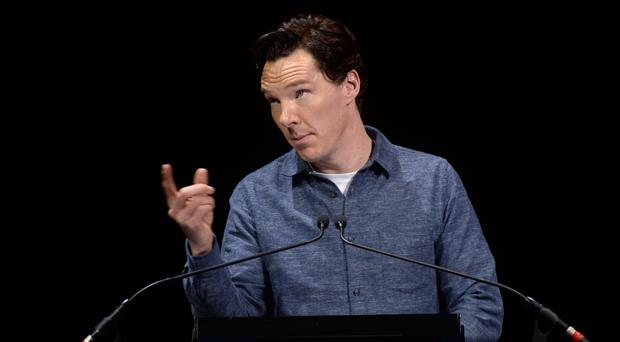 Benedict Cumberbatch will be among the stars of the show at the RSC's theatre in Stratford-upon-Avon