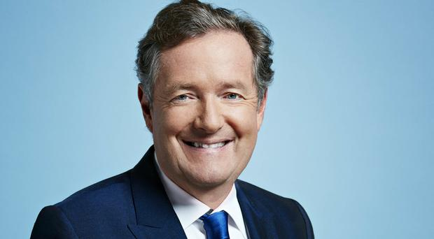 Piers Morgan was speaking at the Good Morning Britain Health Star Awards
