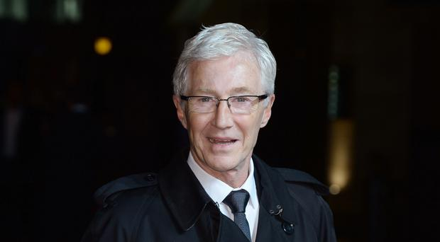 Paul O'Grady has visited refugees in Athens