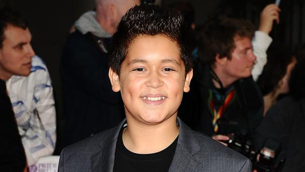 Shaheen Jafargholi will play the son of Bonnie Langford's character Carmel Kazemi